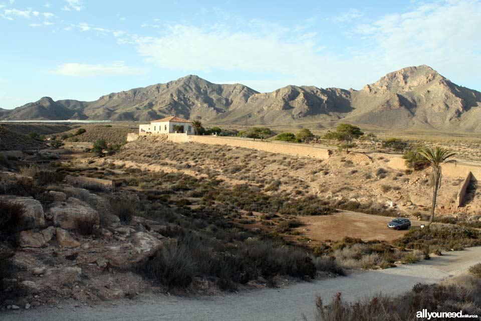 Hondón del Fondo. Playas de Mazarrón