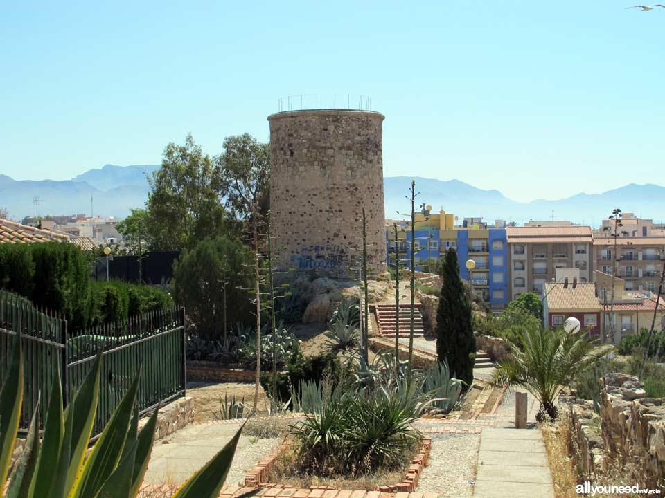 Torre Santa Isabel - Torre vieja del puerto