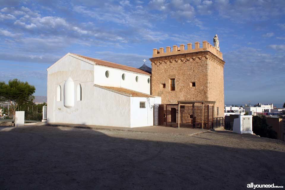 Torre de Los Caballos en Bolnuevo