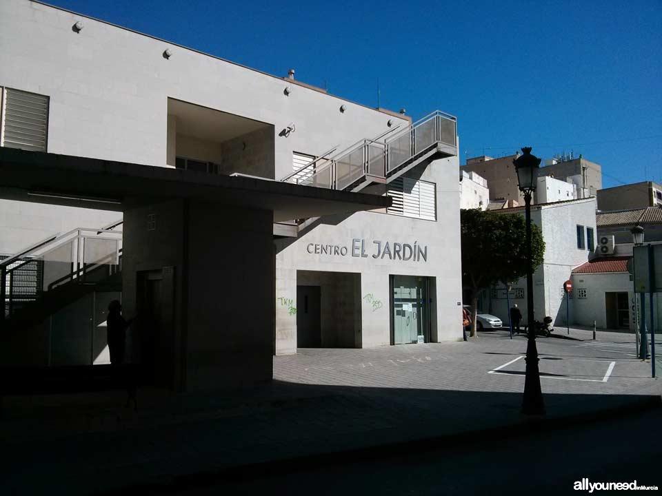 Sala de exposiciones el Jardín de Molina de Segura
