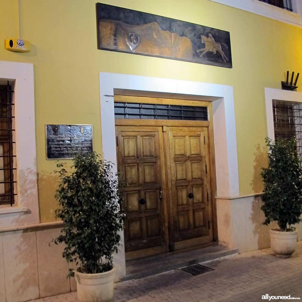 Sala de exposiciones la Cárcel de Molina de Segura