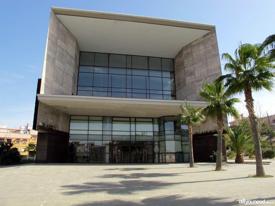 Teatro Villa de Molina de Molina de Segura