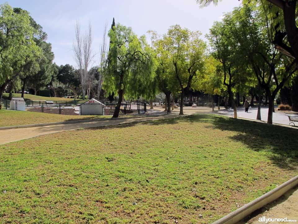 Parque de la Compañía de Molina de Segura
