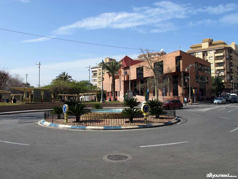 Edificio del Ayuntamiento de Molina de Segura