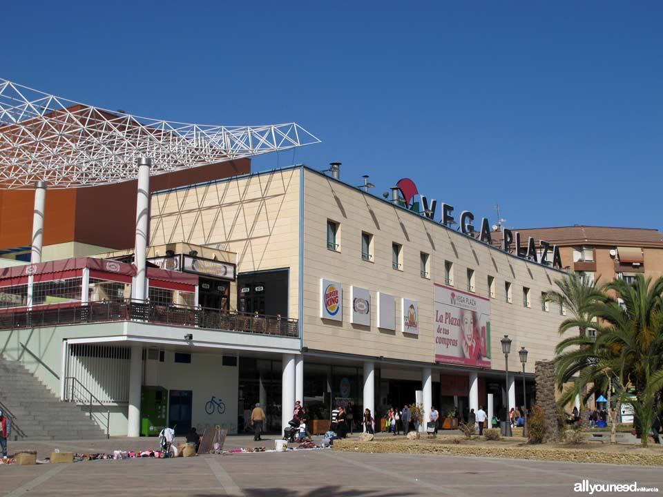 Centro Comercial Vega Plaza