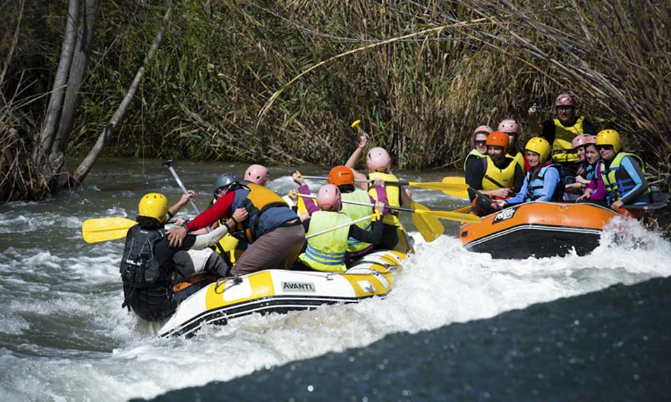 Rafting - Charate