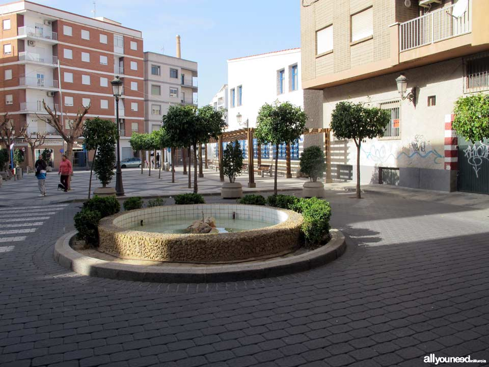 Plaza Pensionista