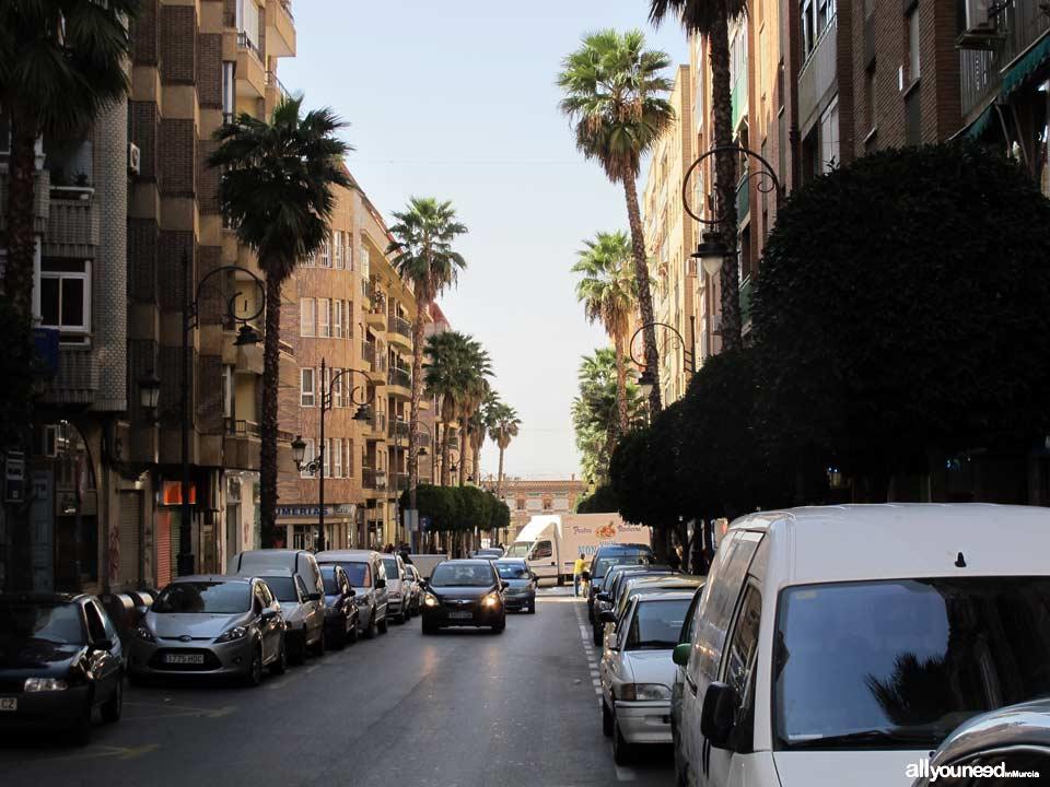 Calle Estación