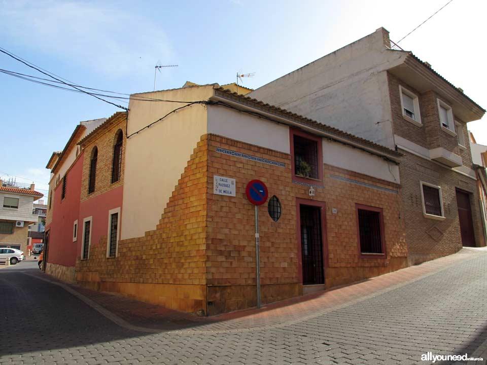calle Vázquez de Mella