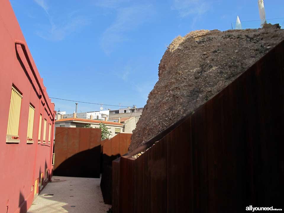 Alcazaba. Mirador del Castillo