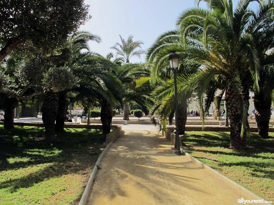 Compañía Park in Molina de Segura