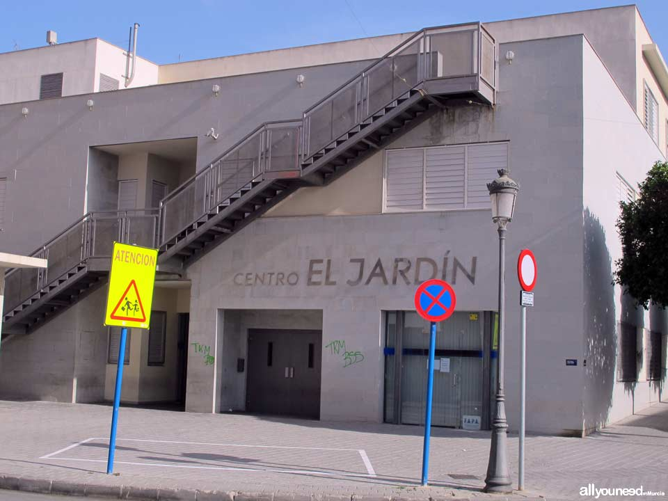 Sala de Exposiciones El Jardín