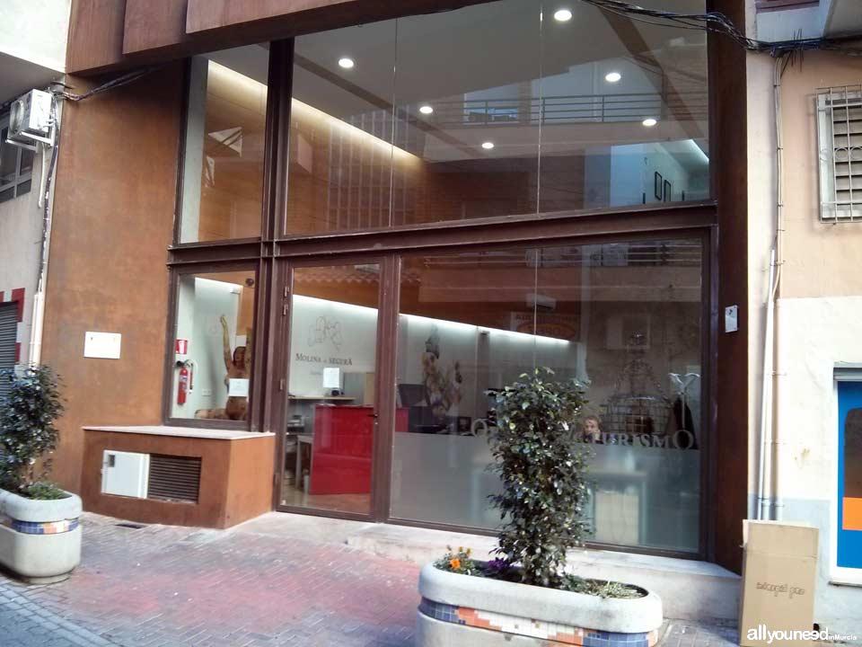 Oficina de Turismo de Molina de Segura