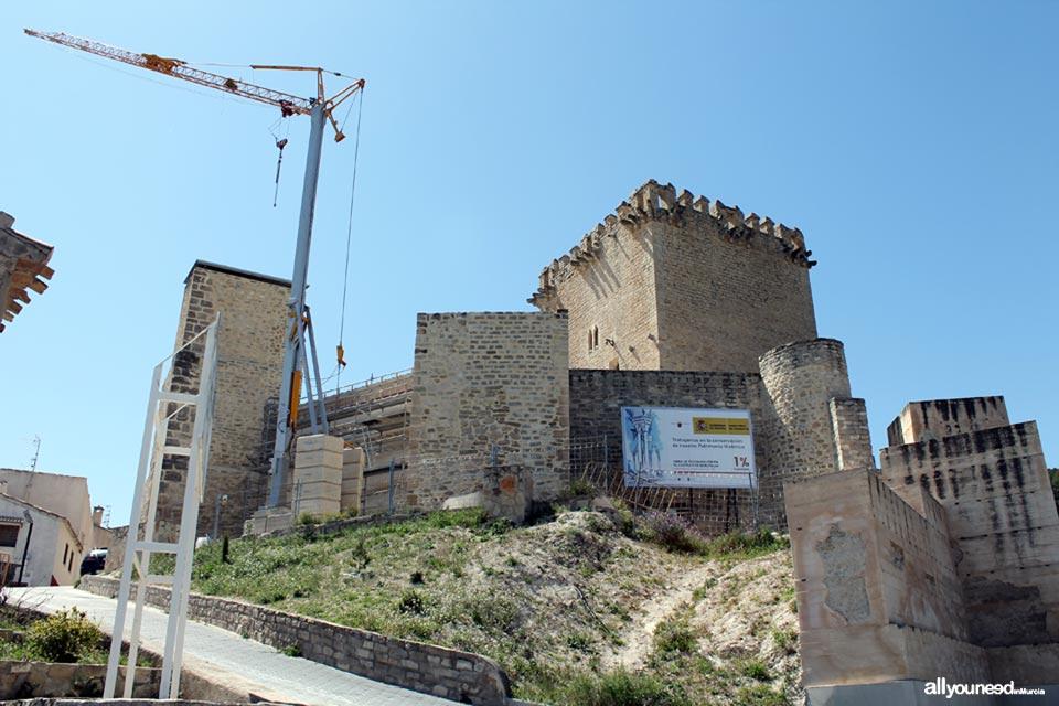 Moratalla Castle-Fortress