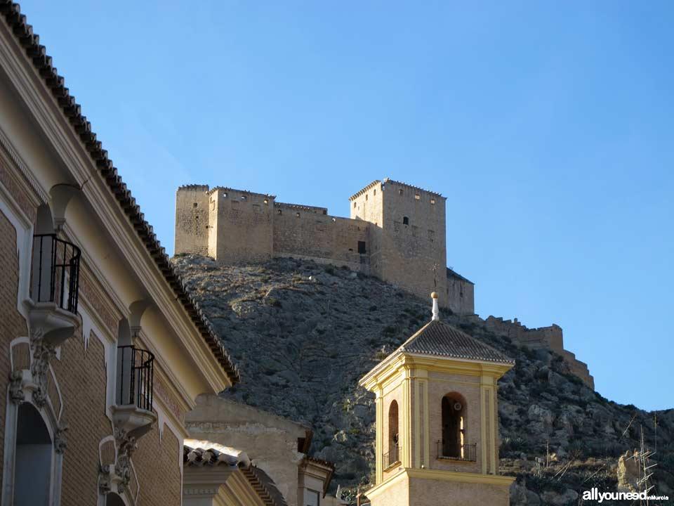 Castillo de los Vélez de Mula