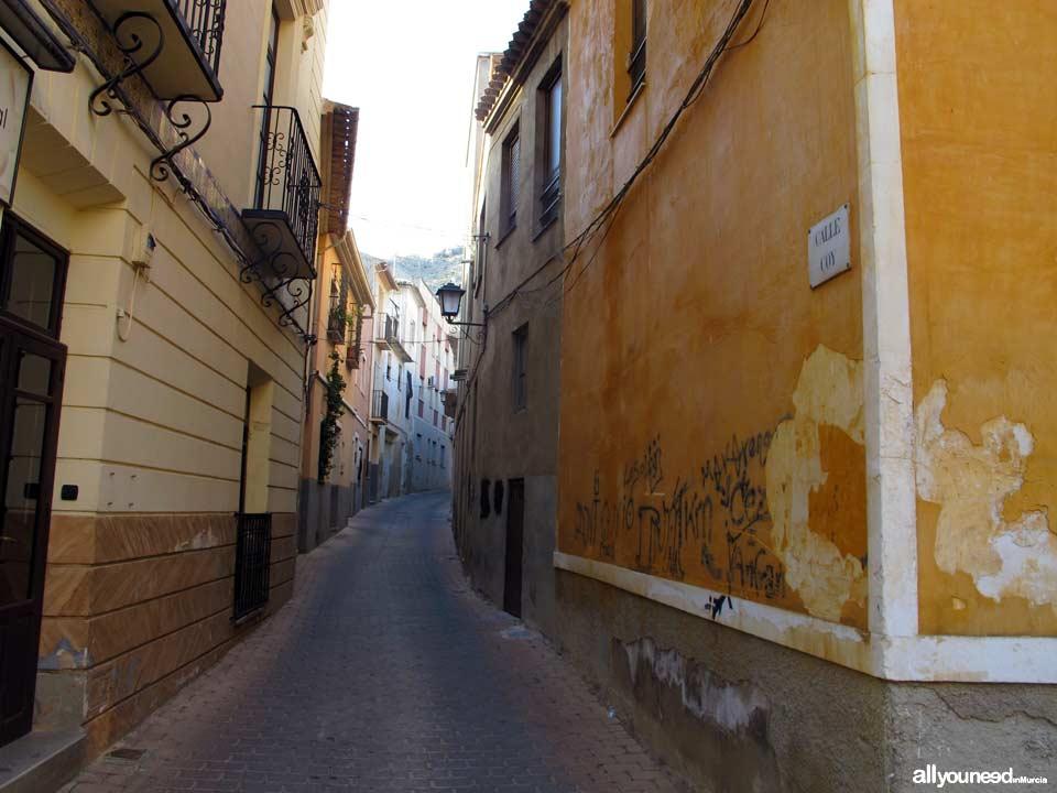Calle Coy de Mula