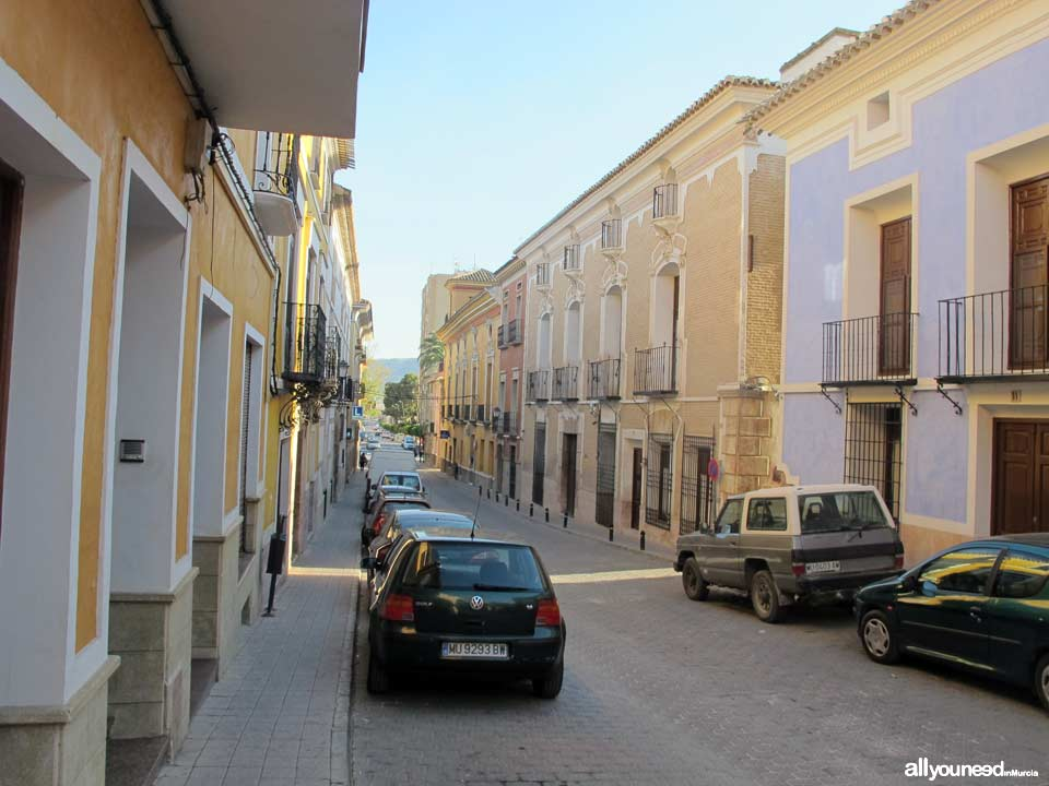 Calle del Caño de Mula