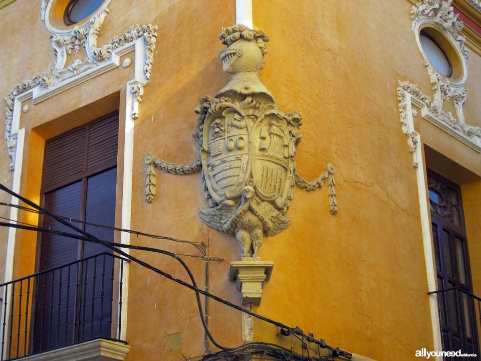 Escudo del apellido Fernández de Capel de Mula