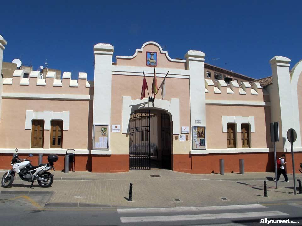 Antiguo Matadero Municipal. Concejalía de Juventud