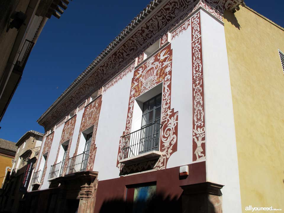 Casa Pintada. Museo Cristobal Gabarrón