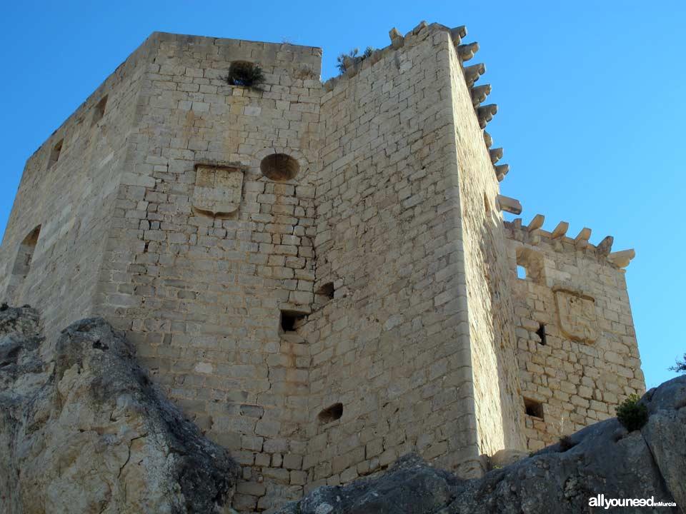 Castillo de Vélez. Mula. Murcia. Castillos de España