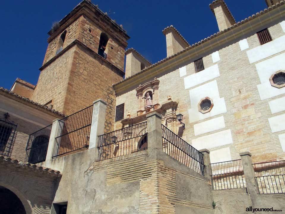Real Monasterio de la Encarnación de Mula