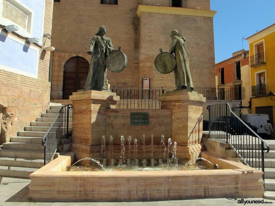 Monumento al Tamborista de Mula