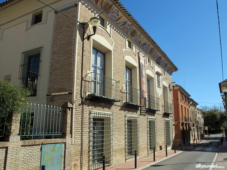 Palacio del Marqués de Menahermosa- Museo del Cigarralejo