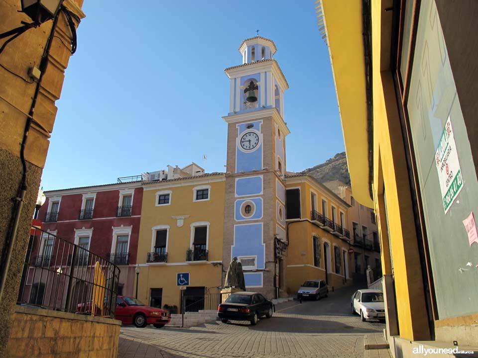 Clock Tower. Mula