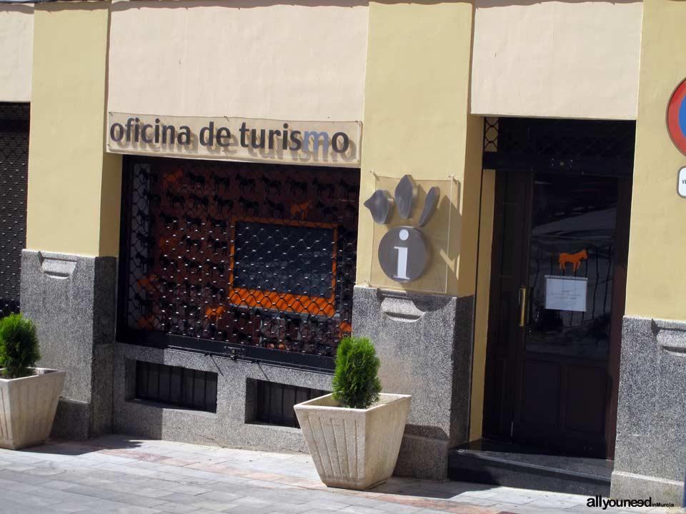 Oficina de Turismo de Mula