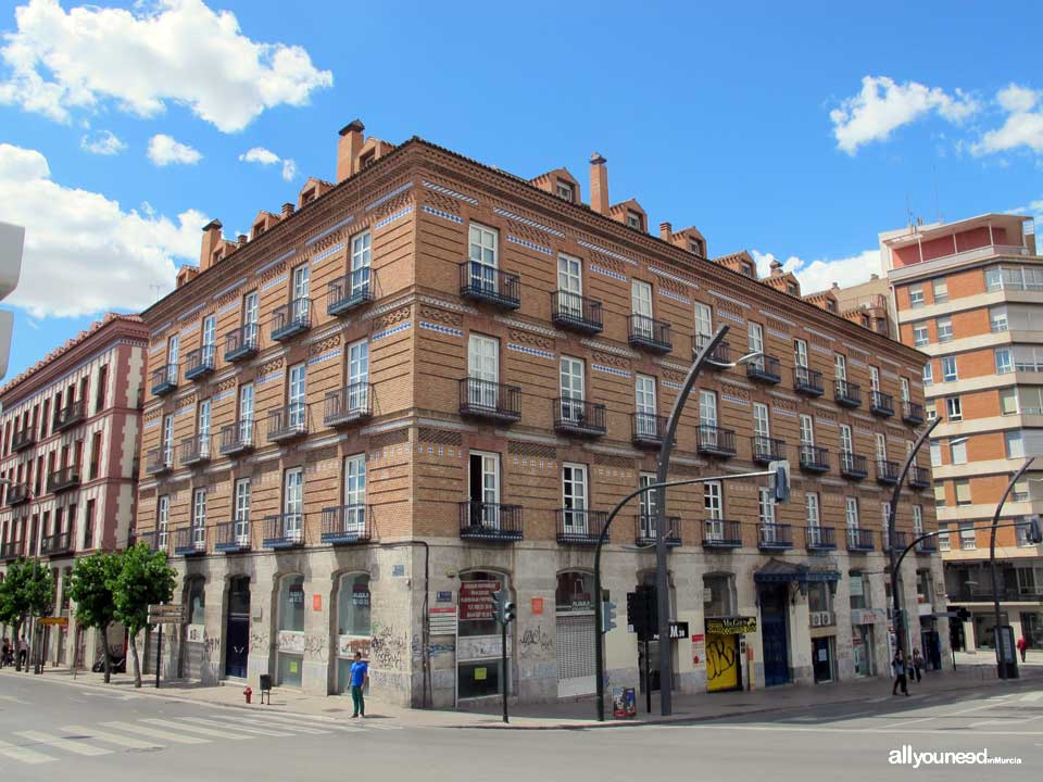 Antiguo Hotel Victoria
