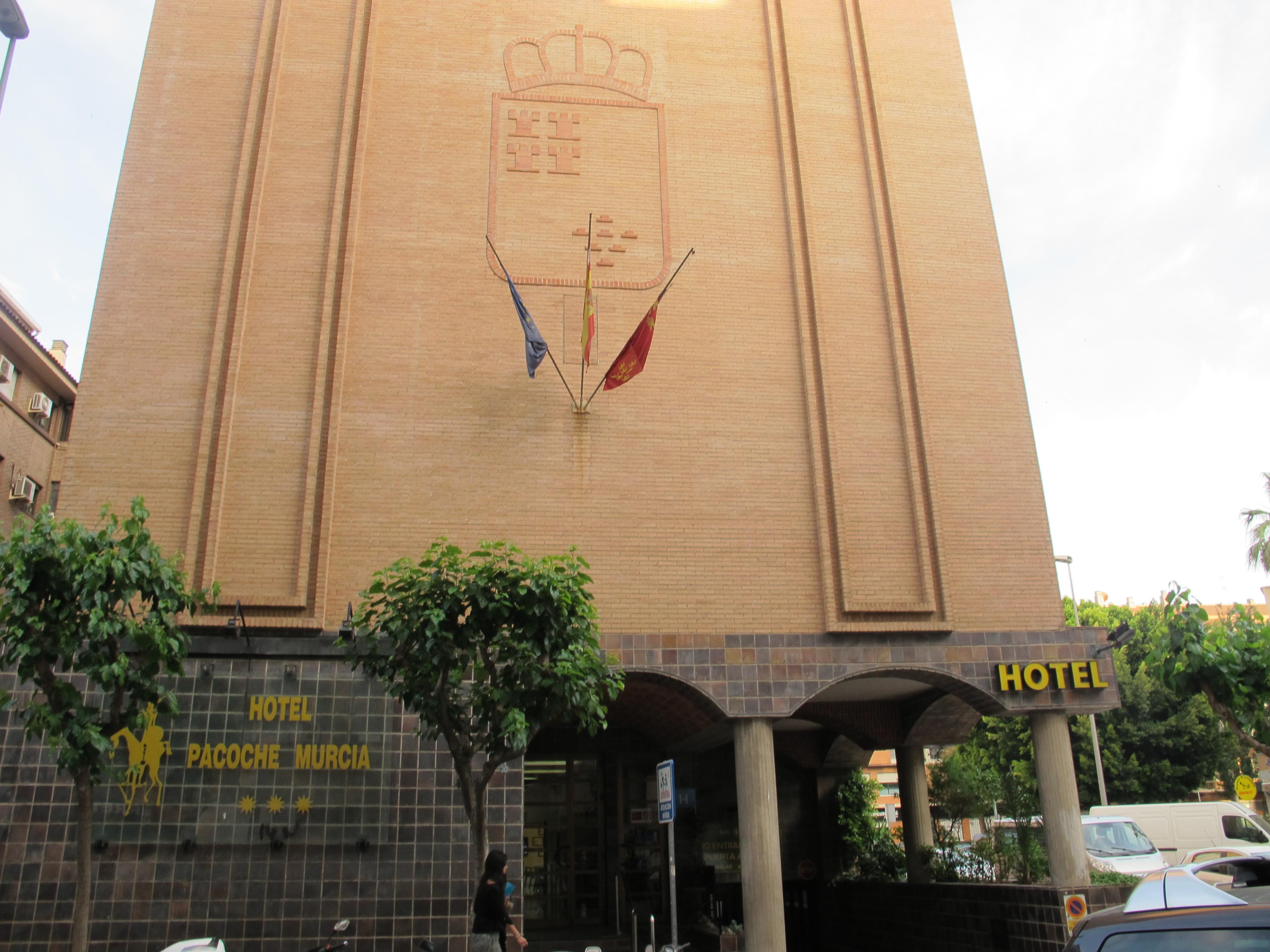 Hotel Pacoche en Murcia