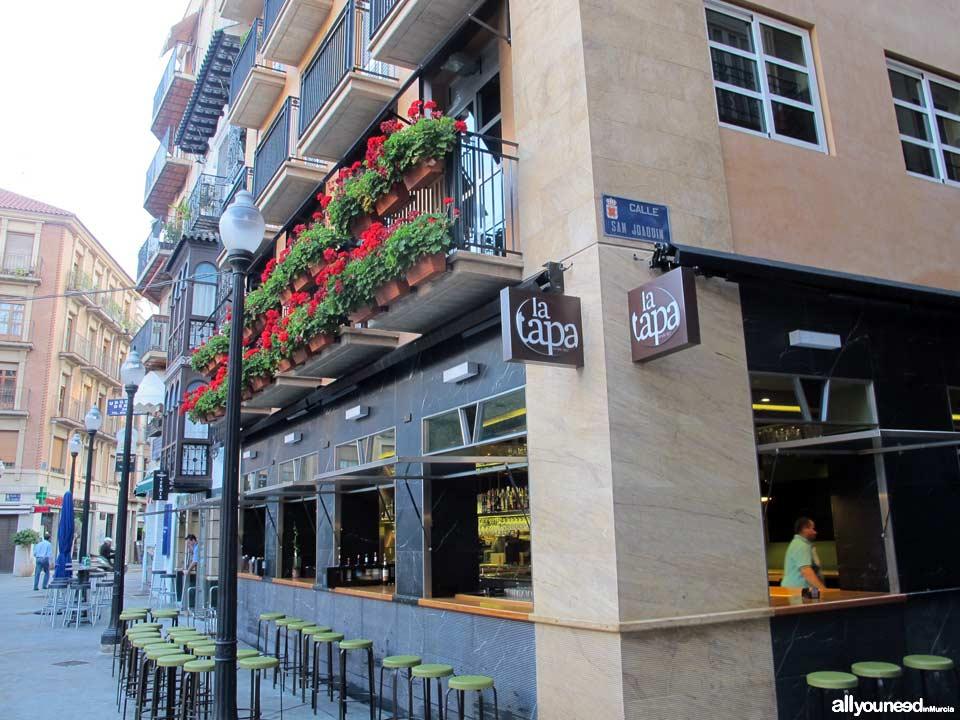La Tapa Bar