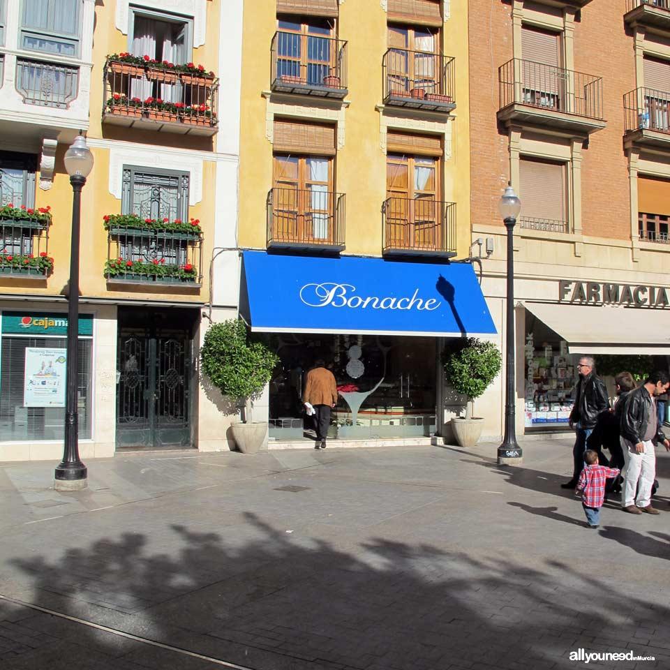 Pastelería Bonache en Murcia