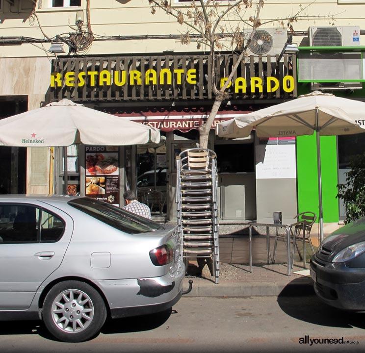 Restaurante El Pardo