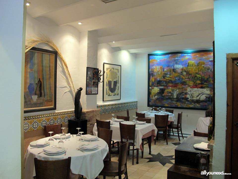 Restaurante La Taberna de Perela, Murcia