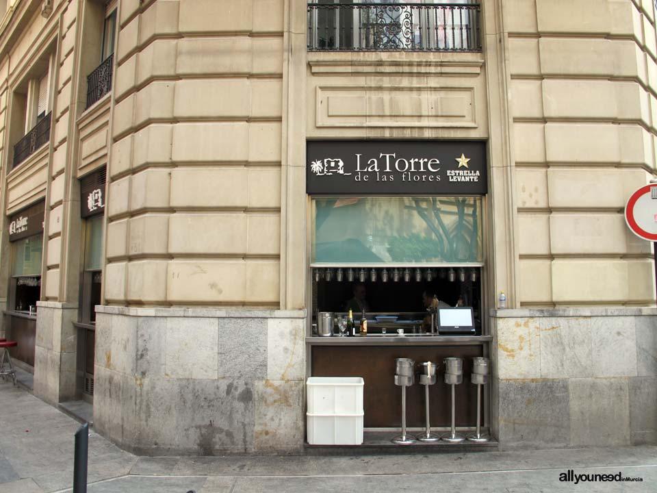Restaurante La Torre de las Flores