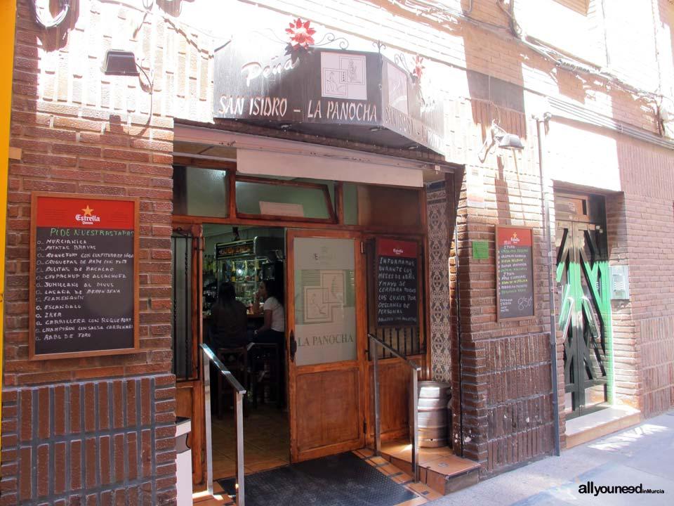 Restaurante San Isidro La Panocha