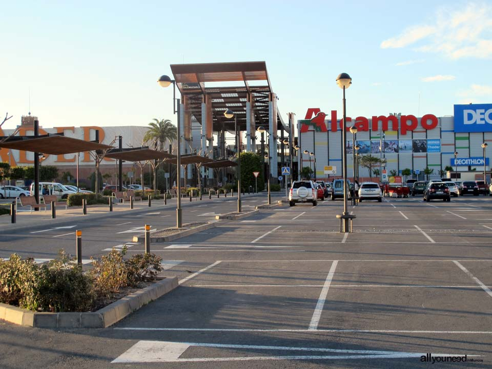 Thader Shopping Center