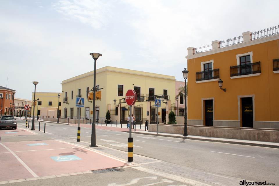 La Noria Outlet Shopping Center in Murcia 9ca27e982013a