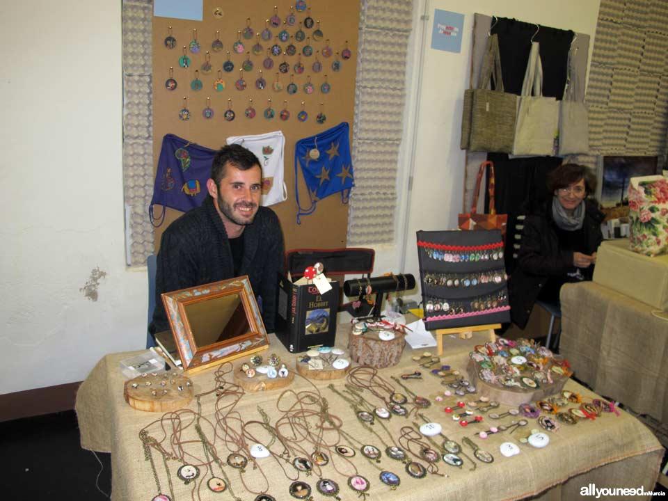 V Independent Market in Cuartel de Artillería