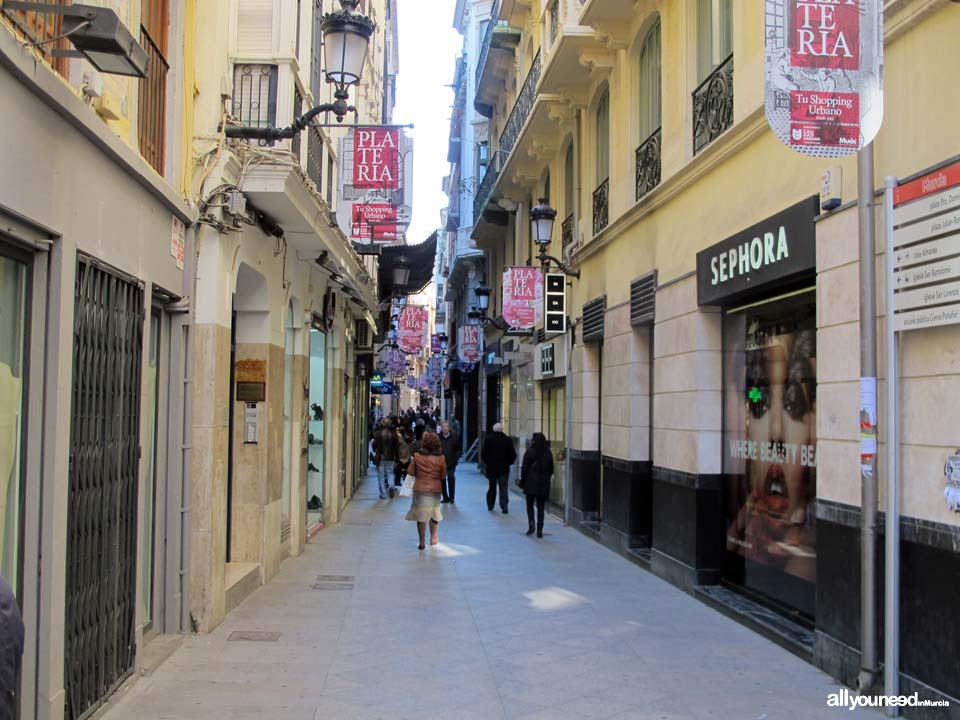 Compras en murcia all you need in murcia - Calle encarna sanchez murcia ...