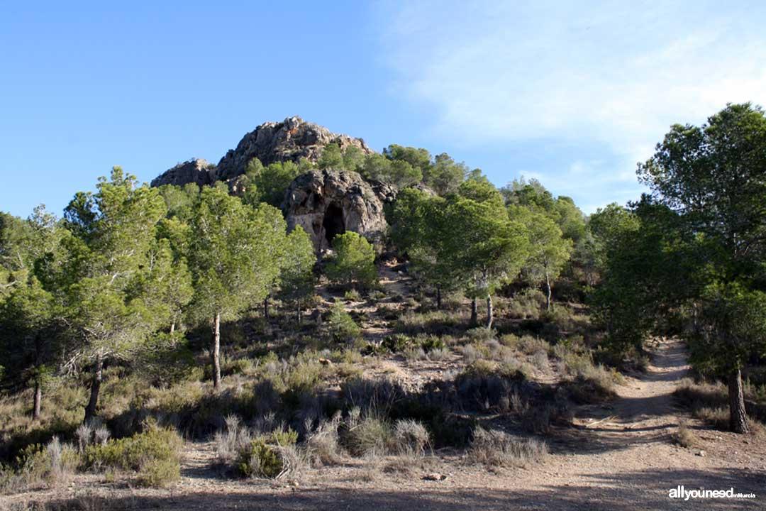 Portazgo Castle Route. Last slope. Collado Mosqueras