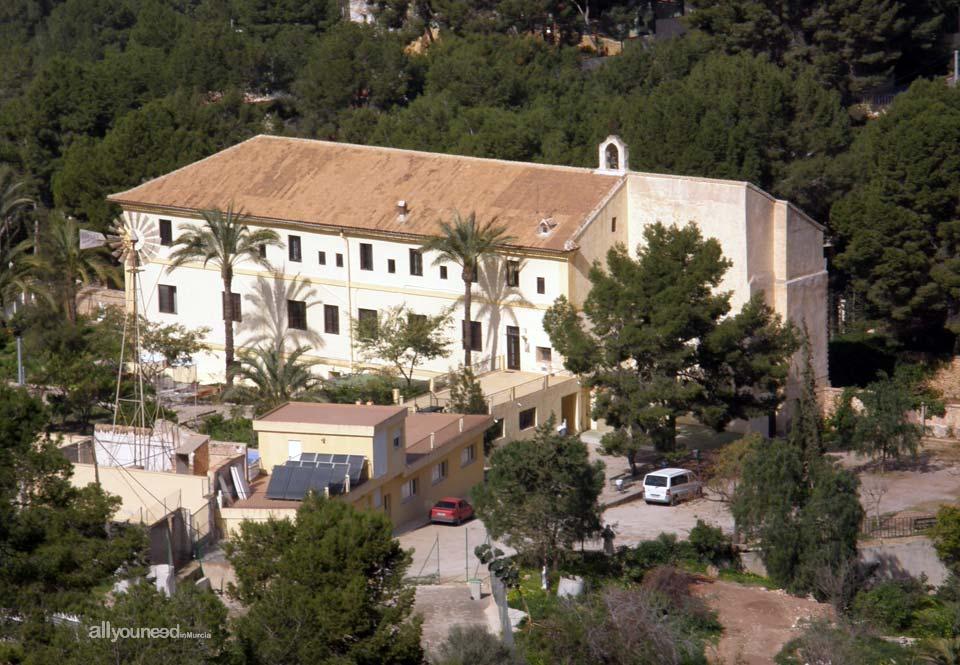 Exploring Sierra del Valle. Convento de Santa Catalina del Monte
