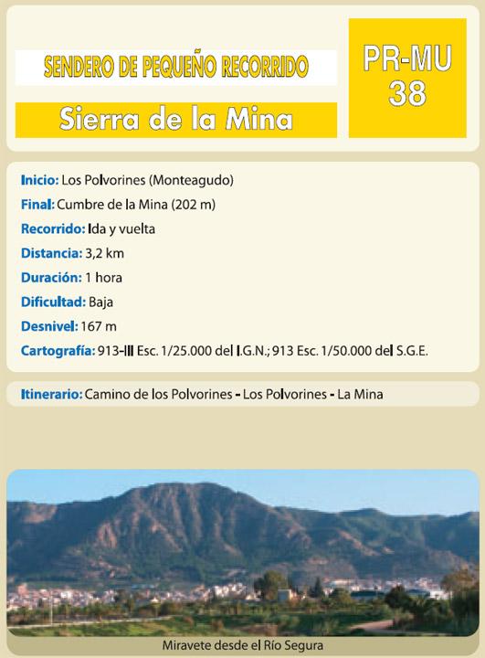 Sierra de la Mina. PR-MU38