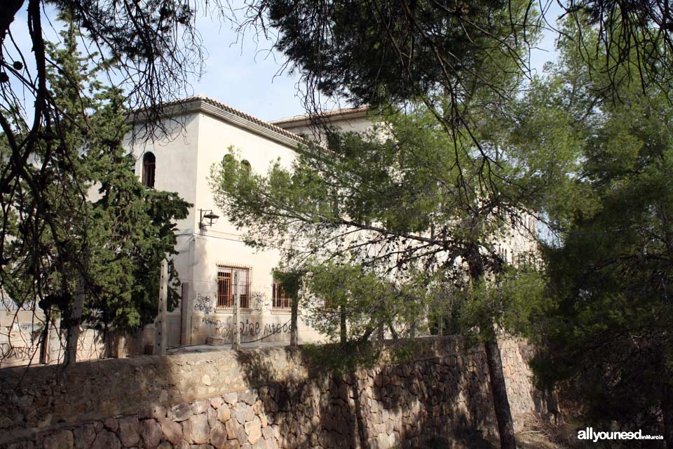 Casa de la Espiritualidad Nuestra Señora de la Fuensanta
