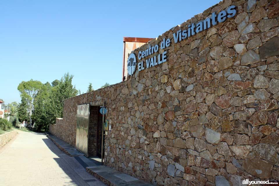 Centro de Visitantes el Valle en Murcia. Información turística