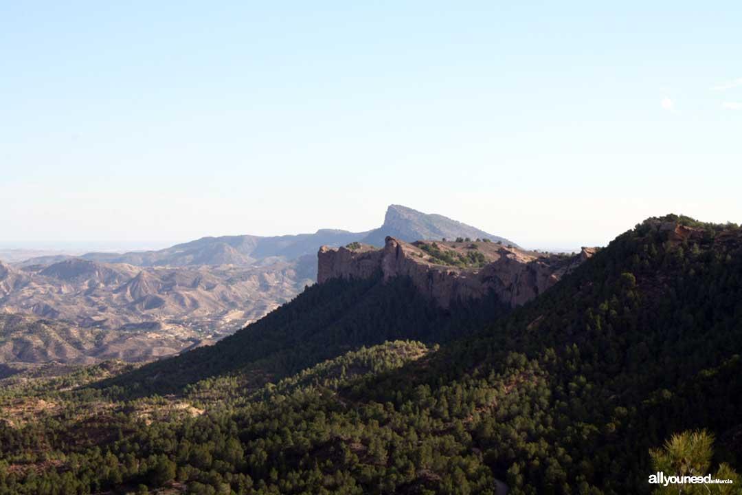 Cresta del Gallo-Pico del Relojero route. La Muralla de King Kong