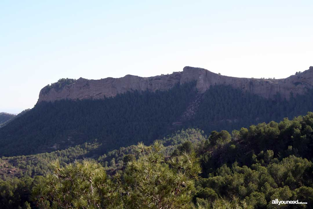 Cresta del Gallo-Pico del Relojero route. La Muralla de King-Kong