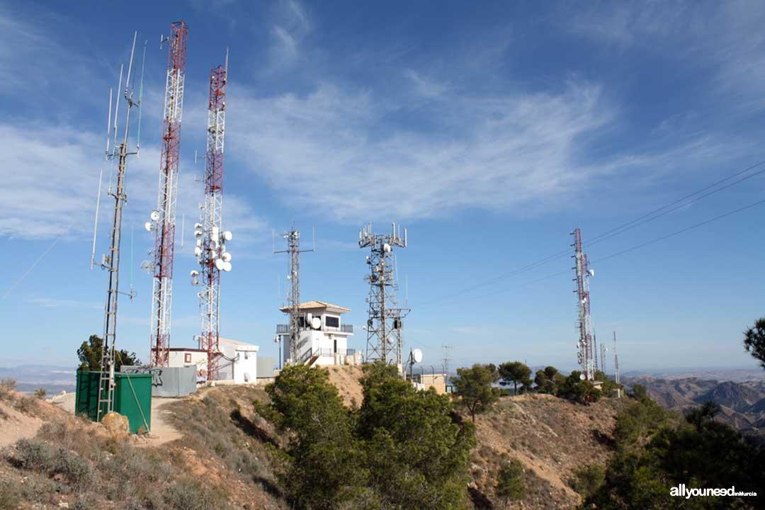 Cresta del Gallo-Pico del Relojero route. El Pico del Relojero